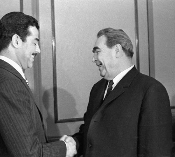 Личность: Саддам Хусейн