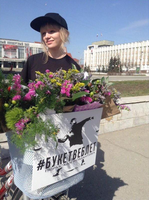 Картинки: Цветочная Пермь