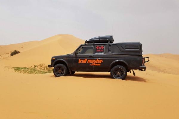 Интересное: Lada 4x4 за 25 тысяч евро