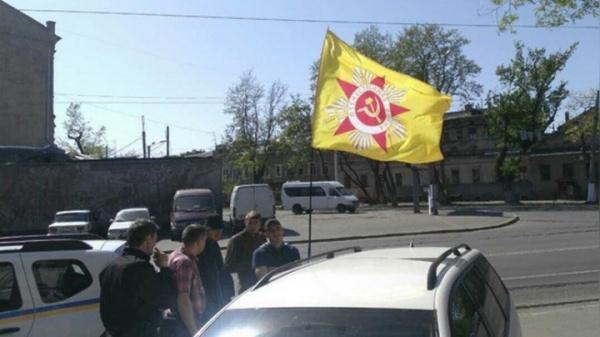 Украина: Пять лет тюрьмы за символ Победы