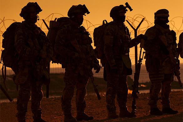Война: Офицеры спецназа ВС РФ удостоены наград за сражение с 300 боевиками в Сирии