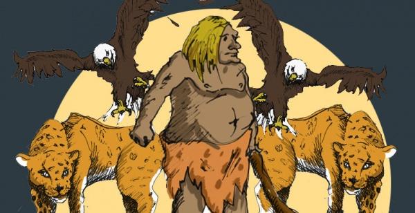 Интересное: Кто охотился на наших предков