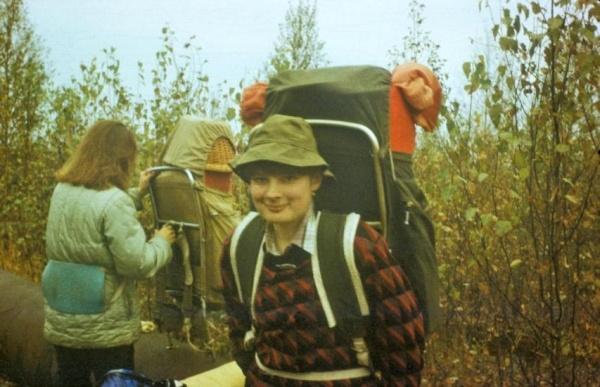 Путешествия: Советские походные рюкзаки