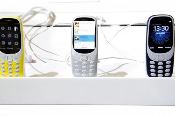 Технологии: В России начались продажи обновленной версии Nokia 3310