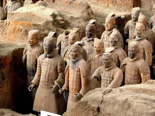 Разное: Самые древние изобретения Китая