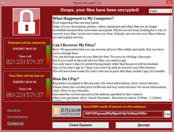 Технологии: Как расшифровать данные, пострадавшие от WannaCry