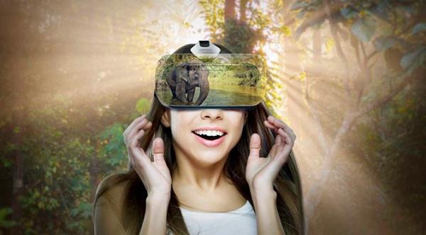Разное: Как очки виртуальной реальности меняют мир