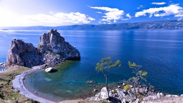 Природа: Славное море - священный Байкал