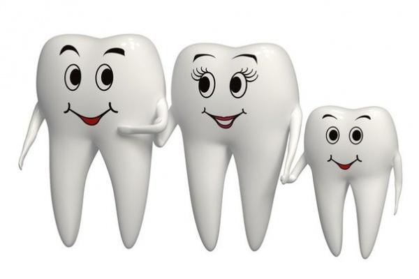 Здоровье: Продукты, которые укрепляют и чистят зубы