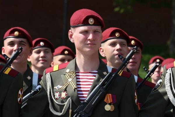 Новости: Росгвардия вернется к наименованиям времен Великой Отечественной войны