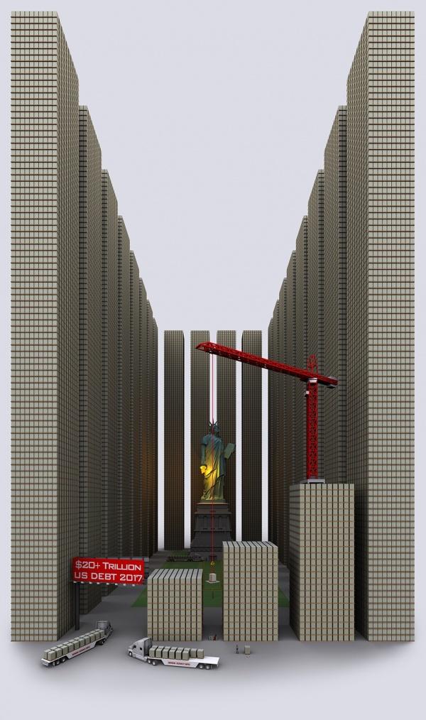 Финансы: Госдолг США