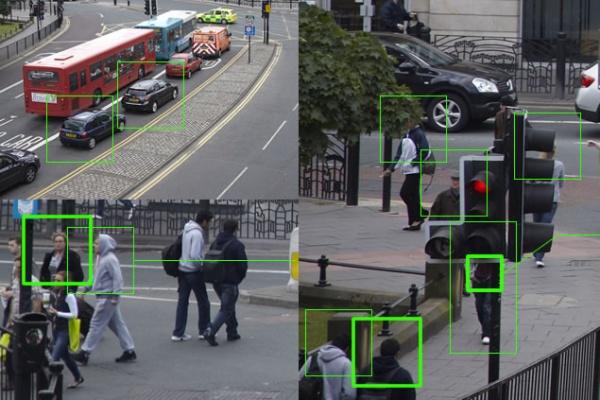 Новости: В Москве установят камеры с распознаванием лиц