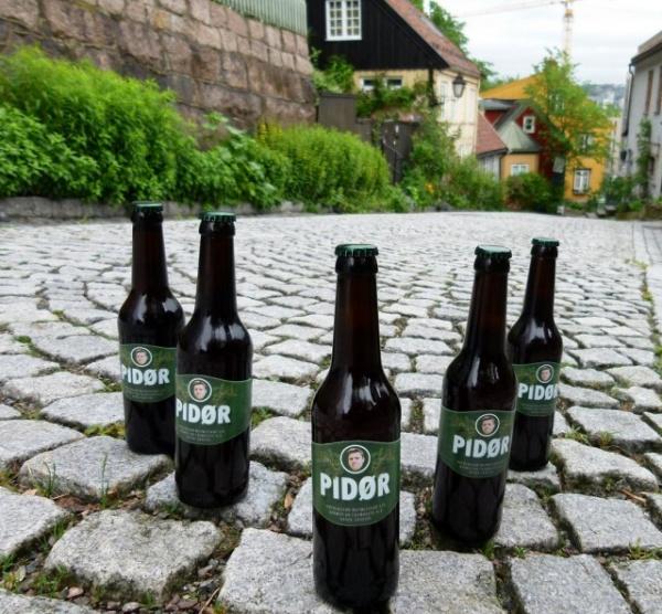 Интересное: Россиянин в Норвегии начал выпускать вот такое пиво