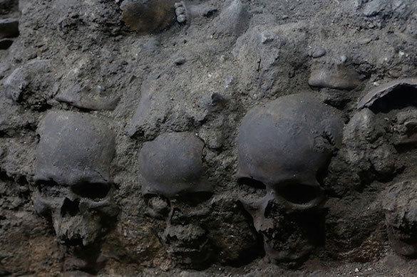 История: Человеческие жертвоприношения - правда и вымысел