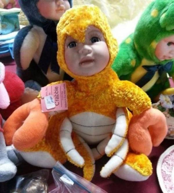 Картинки: Странные игрушки
