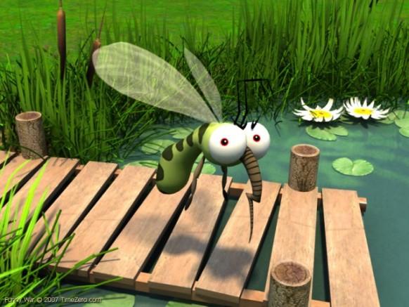 Интересное: Интересные факты о комарах