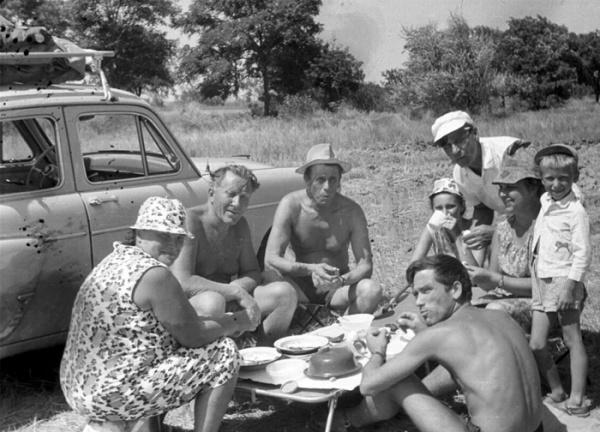 Интересное: Как отдыхали в СССР