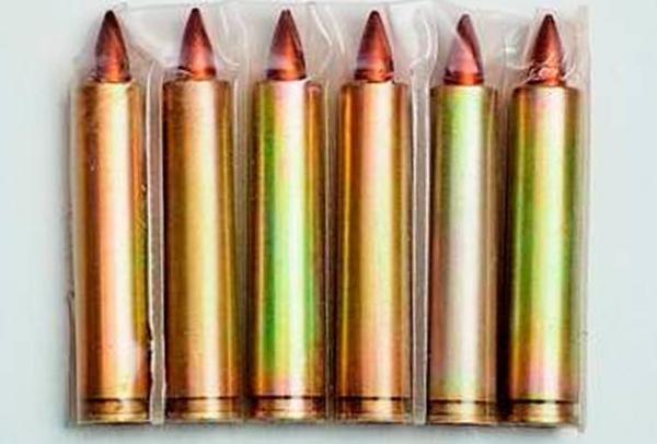 Интересное: Бесшумное оружие