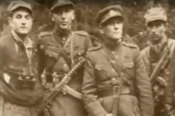 История: Зачем из пособников фашистов - *лесных братьев* - НАТО делает героев