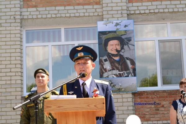 Война: В Ульяновской области открыт памятник герою России Ряфагату Хабибуллину, погибшему в Сирии