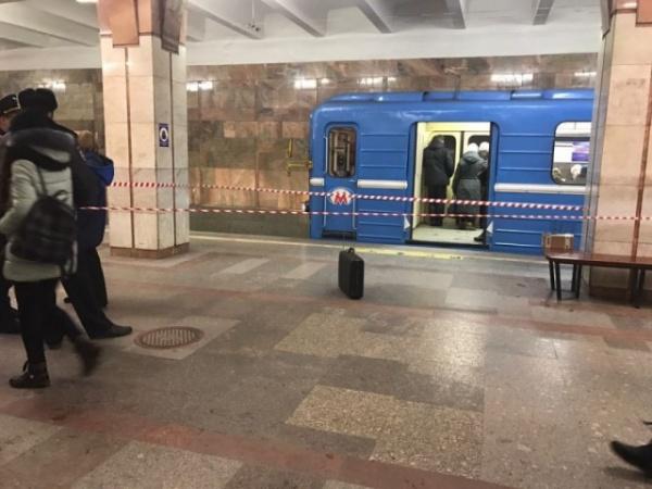 Происшествия: Паника в московском метро из-за идиотской шутки
