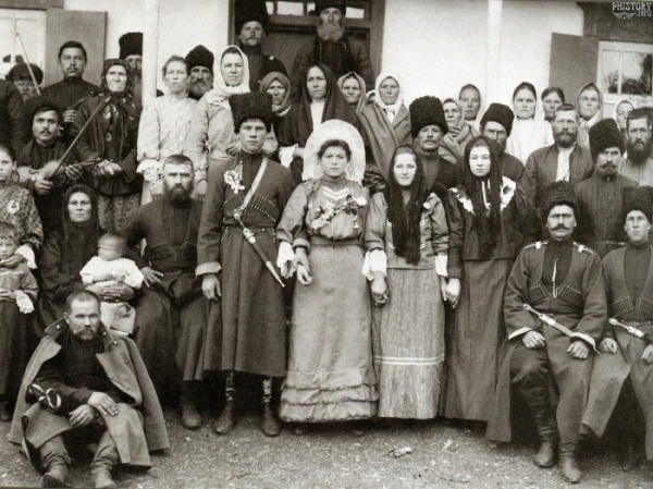 История: Интересные факты о жизни казаков