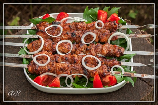 Полезные советы: Куриный шашлык по-филиппински