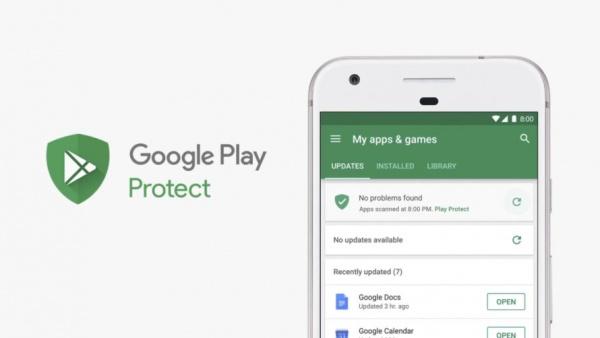 Технологии: Сервис безопасности Google Play Protect начал распространяться среди обычных пользователей