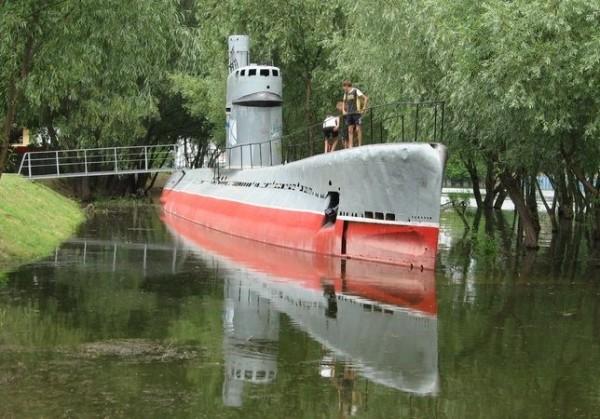 Происшествия: За водкой на подлодке - как угнали подводную лодку М-261