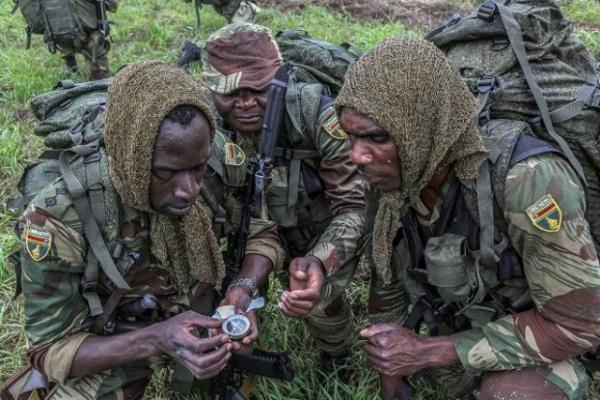 Интересное: Спецназ Зимбабве не смог победить на учениях в Новосибирске
