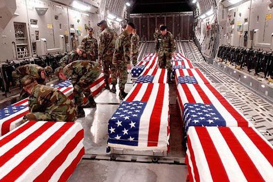 Война: В США началась операция по запугиванию России военной операцией