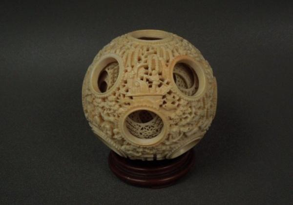 Интересное: Китайские шары-головоломки