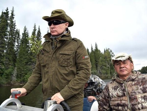Общество: Александр Роджерс: правда о Путине