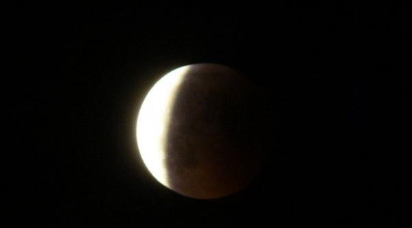 Блог djamix: Частичное лунное затмение будет наблюдать сегодня по всей России