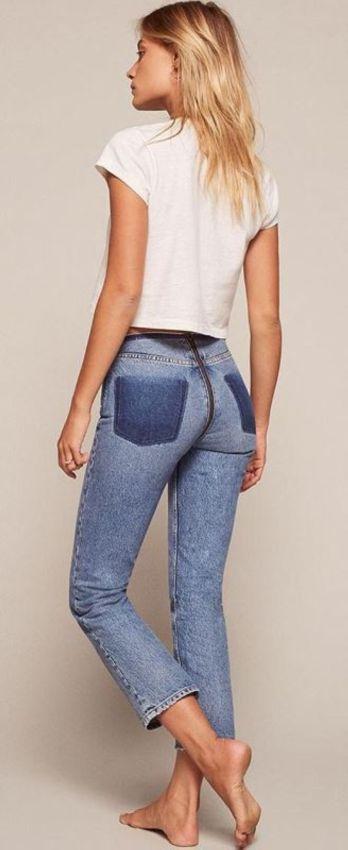 Интересное: Модные джинсы
