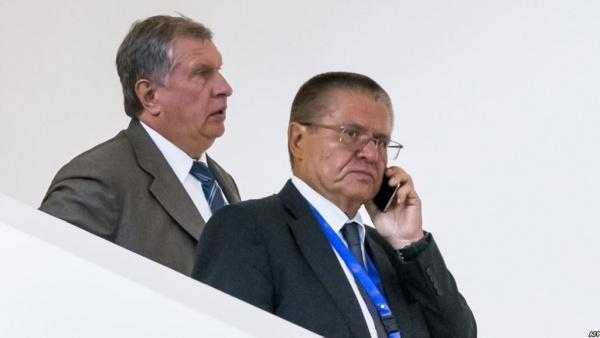 Коррупция: Как поссорились Улюкаев и Сечин. И во всем, как всегда, виновата ФСБ