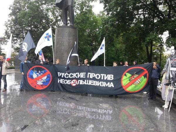 Общество: Зачем Гудков и Кац поддерживают нацистов