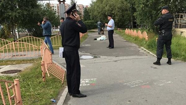 Криминал: В Сургуте мужчина напал с ножом на прохожих