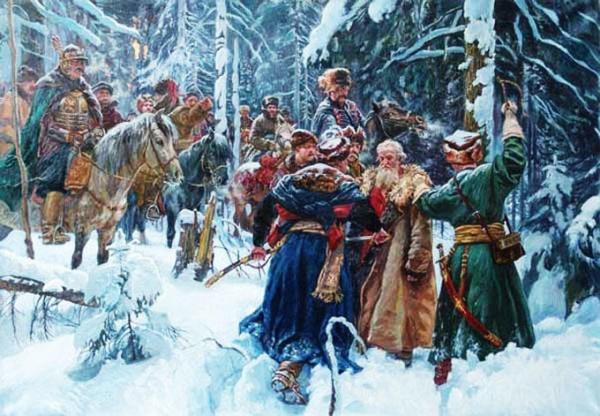 Безумный мир: Польша требует расследования обстоятельств гибели своего воинского подразделения зимой 1613 года