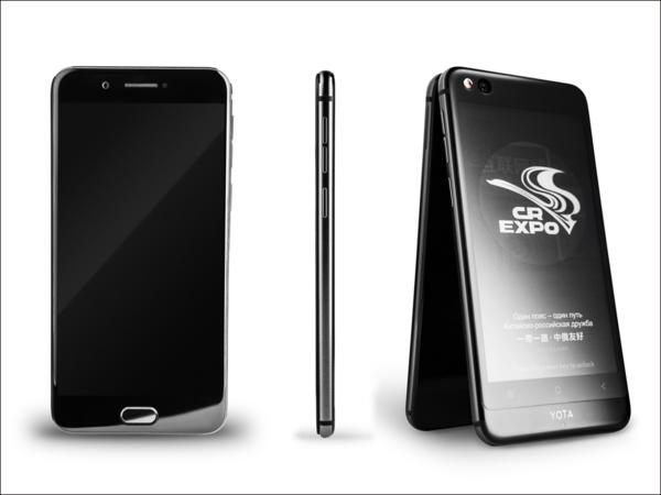 Технологии: Официально представлен YotaPhone 3 (YOTA3)