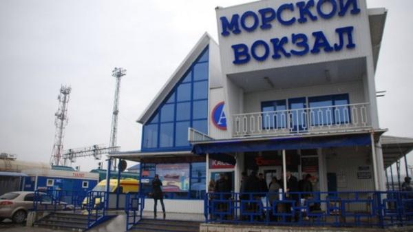 Происшествия: Автобус со строителями моста через Керченский пролив упал в море в районе порта Кавказ