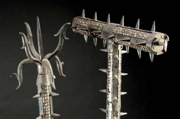 Интересное: Малоизвестное древнее оружие