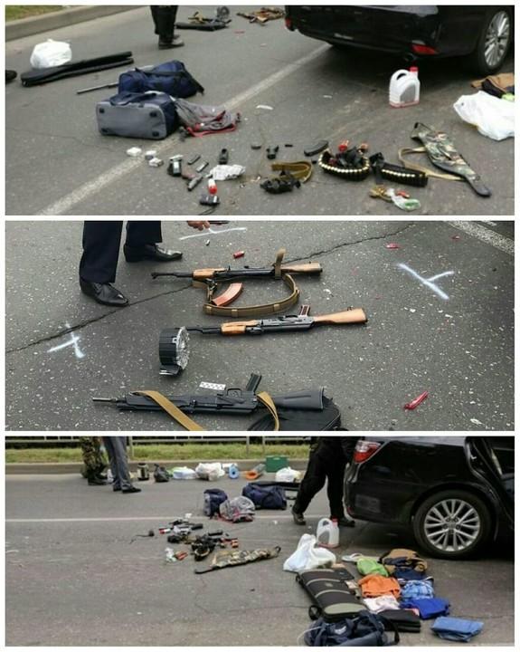 Криминал: В Краснодаре продолжаются поиски преступников, напавших на полицейских