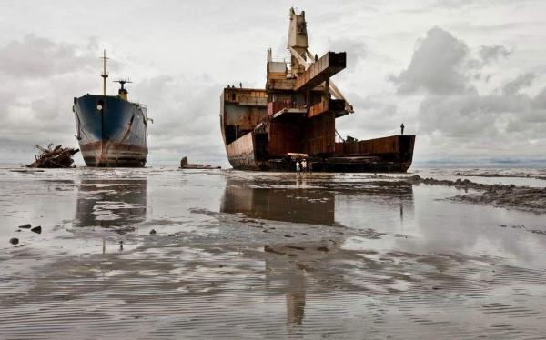 Интересное: Куда уходят корабли.
