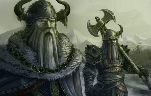Интересное: Мифы о викингах