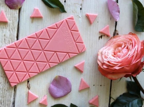 Интересное: Рубиновый шоколад