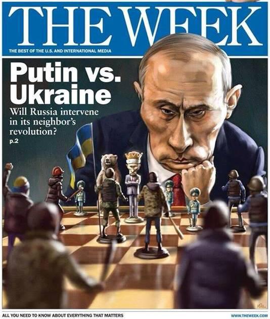 Политика: Путинский гамбит. Что может дать присутствие миротворческого контингента ООН в Донбассе и зачем это нужно Новороссии