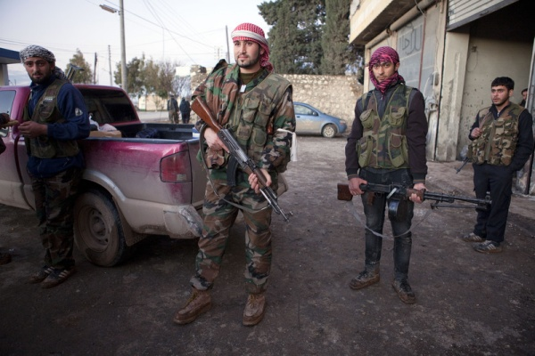 Терроризм: ЦРУ просит боевиков ССА прекратить бои