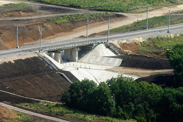 Новости: Россия запустила регулярное грузовое движение в обход Украины