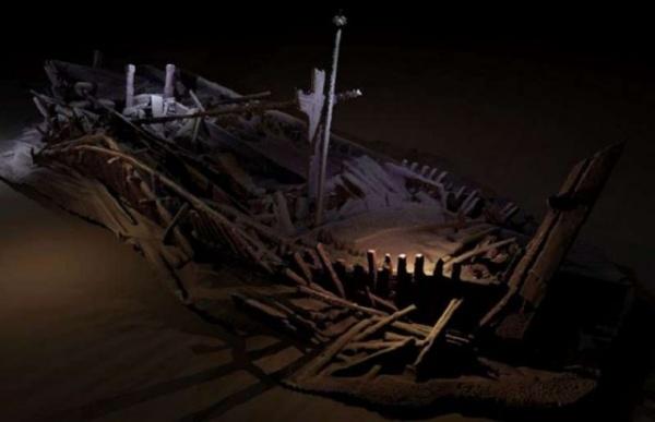 Интересное: Затонувшие корабли в Черном море
